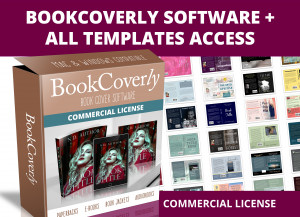 Book cover design software for commercial use