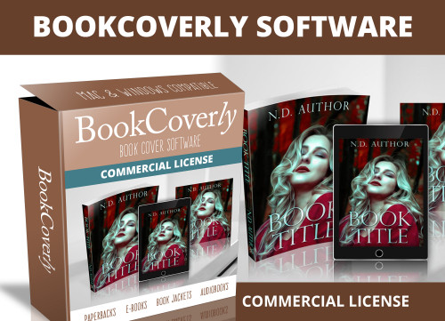 Book Cover Design Software - Commercial